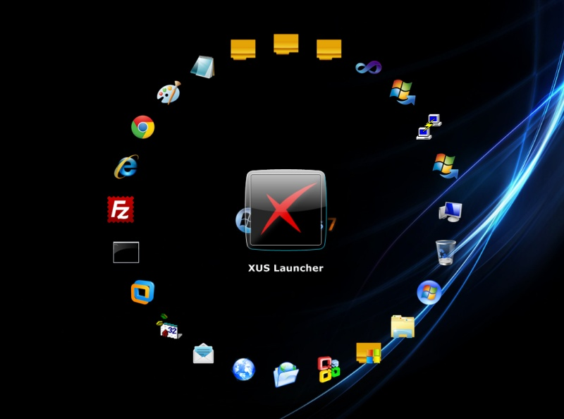 launcher,desktop launcher,program launcher,desktop application launcher